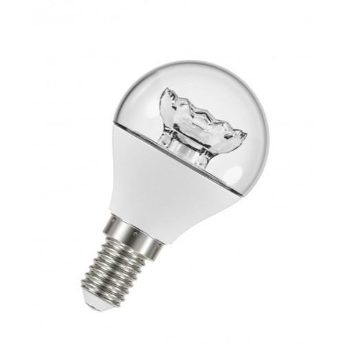 Лампа светодиодная CLP40 LS 5,4W/830 230V CL E14 10*1RU OSRAM /4052899971622/