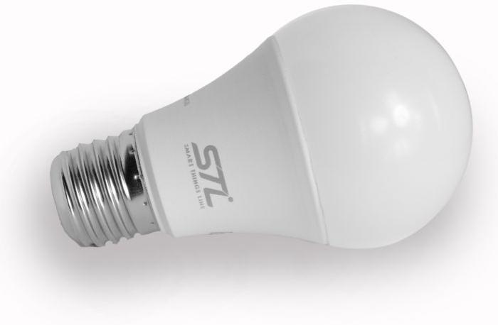Лампа LED А60 9W 806lm RGB+W