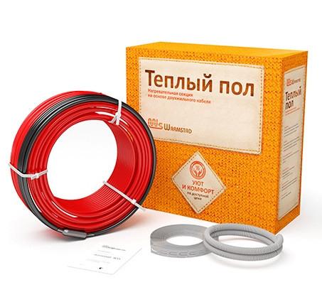 """Секция нагревательная кабельная """"Warmstad"""" WSS-2050 в комплекте"""