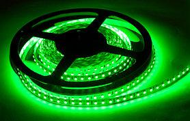 Лента LED S3528 60led/5м, IP65, зеленый