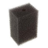 Губка прямоугольная запасная серая для фильтра турбо №9 (8х9х12 см)