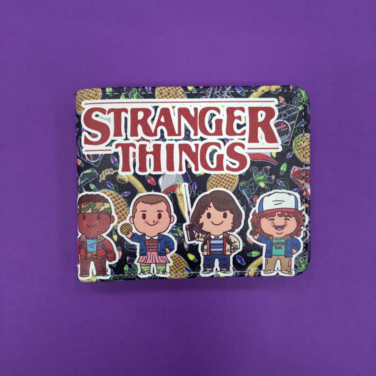 Кошелёк Очень Странные Дела (Stranger Things)