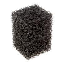 Губка прямоугольная запасная серая для фильтра турбо №12 (11х11х17.5 см)