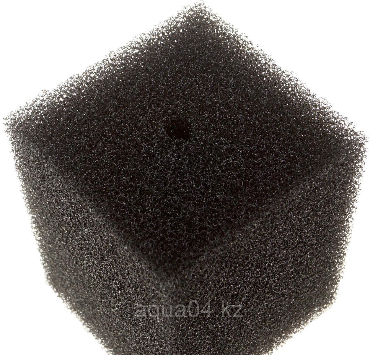 Губка прямоугольная запасная серая для фильтра турбо №13 (12х12х16 см)
