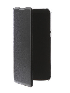 Чехол-книжка Red Line Book Cover для Vivo Y12 (черный)(279804)