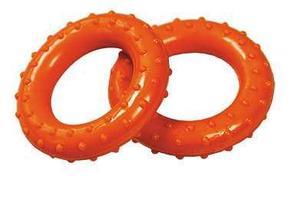 Эспандер кистевой Atemi, AER01, кольцо массажное, ПВХ, 2 шт