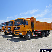 Самосвалы SHACMAN F3000 (ШАКМАН), 25 тонн.