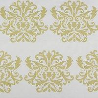 Обои бумажные 'Корона' золотая, 0.53 x 10.05 м