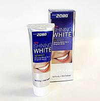 Dental Clinic 2080 Toothpaste 3D New Shining White - Отбеливающая зубная паста c 3D эффектом, 100 гр