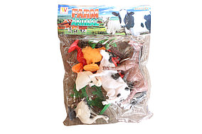 Набор Домашних Животных в Пакетике 2085