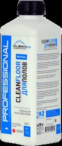 CLEANFLOOR UNIVERSAL- универсальное моющее средство. 1 литр , 5 литров, 10 литров, фото 2