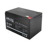 Аккумулятор Delta DT 1212, фото 1