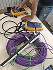 Shelbi Кабель UTP, КАТ.5E 4х2х24AWG solid, LSZH, 305м, фиолетовый, фото 3