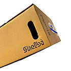 Shelbi Кабель UTP, КАТ.6 4х2х24AWG solid, PVC, 305м, синий, фото 9