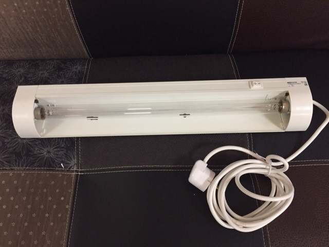 Облучатель бактерицидный ОБНП 1х25 лампа Phillips