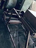 Тележка сбрасывающая зерновая под ленту 500мм б/у, фото 2