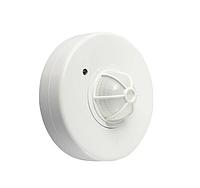 Датчик движения  (ДД) потолочный 1200Вт 360град  до 6м
