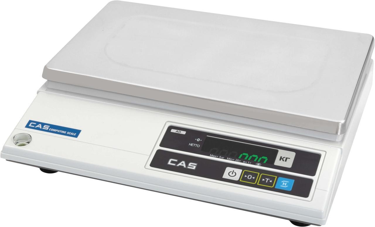 Настольные фасовочные весы AD-20H