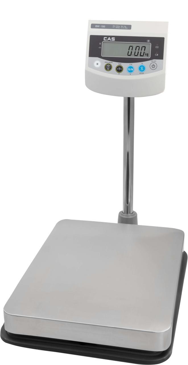Пыле- и влагозащищенные напольные весы со счетной функцией BW-150RB