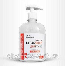 CLEAN SOAP- антибактериальное / бактерицидное жидкое мыло.500 мл.РК, фото 2