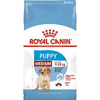 ROYAL CANIN Medium Puppy, Роял Канин корм для щенков средних пород, уп. 15 кг