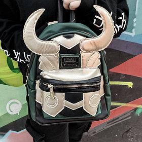 Лицензионный рюкзак Локи от Loungefly