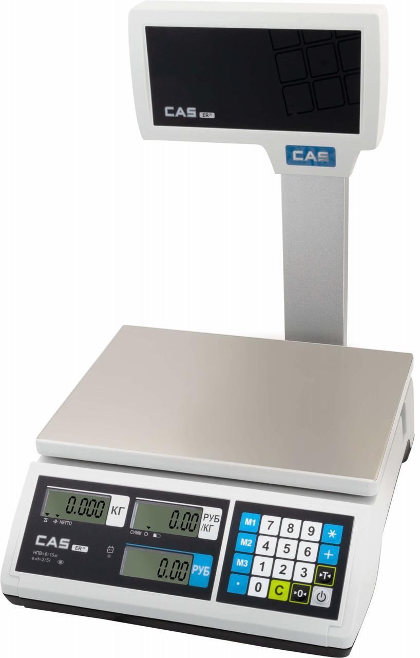 Торговые весы ER JR-CBU (POLE)