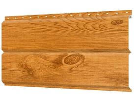 Металлосайдинг 240 мм Золотой орех Europanel Цена 1230 тенге при заказе свыше 50 п.м