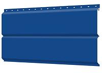 Металлосайдинг 240 мм RAL 5005 глянец Europanel Цена 680 тенге при заказе свыше 50 п.м