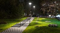 Освещение садово-парковых территорий