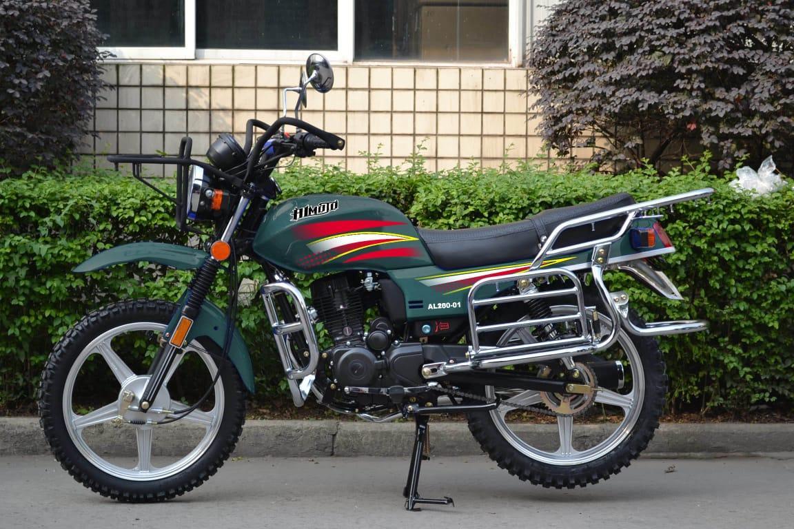 Мотоцикл ALMOTO  150 кубовый 2020 года
