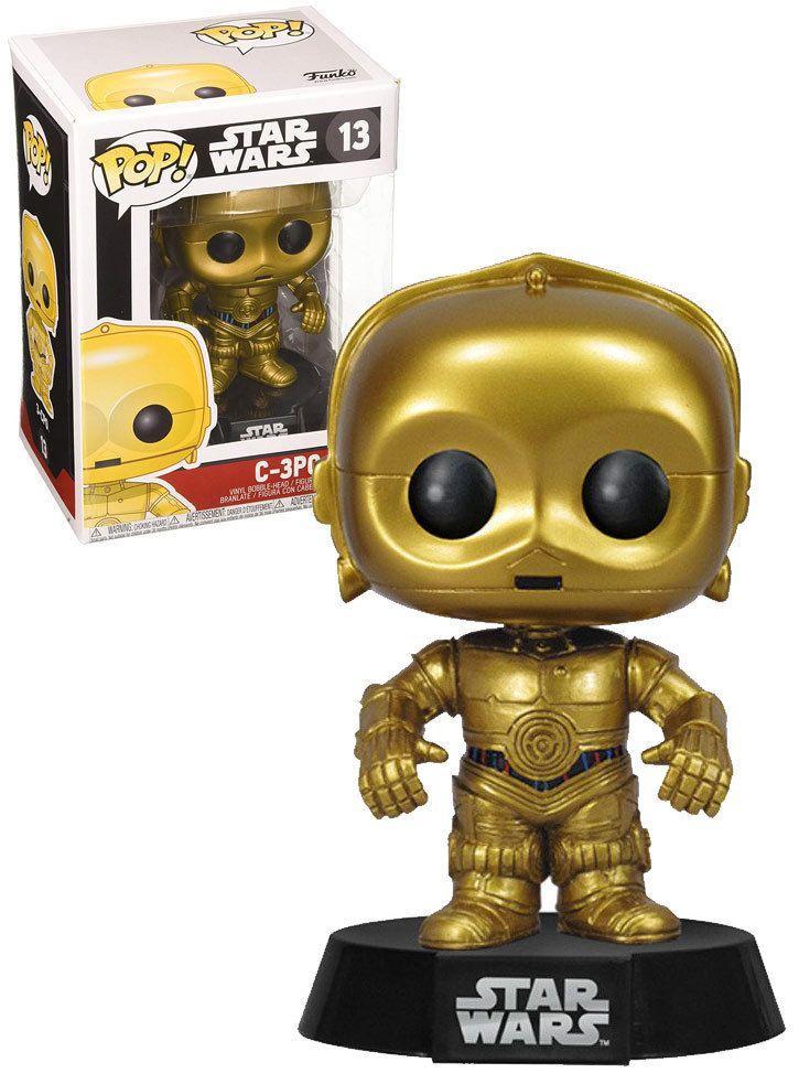Funko C-3PO Звездные войны 13