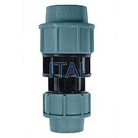 Муфта редукционная (переходная) компрессионная ITAL 40*32