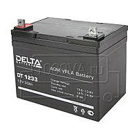 Аккумулятор Delta DT 1233, фото 1
