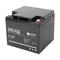 Аккумулятор Delta DT 1240, фото 1