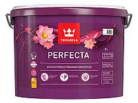 Tikkurila Perfecta / Краска интерьерная PERFECTA гл/мат 9 л (База А)