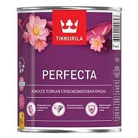 Tikkurila Perfecta / Краска интерьерная PERFECTA гл/мат 0,9л (База А)