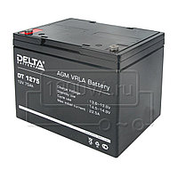 Аккумулятор Delta DT 1275, фото 1