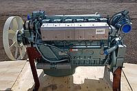 Двигатель в сборе WD615.47 371 л.с.