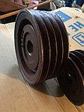 Шкив ф155 мм  со специальной конусной зажимной втулкой, фото 2
