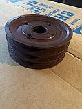 Шкив ф155 мм  со специальной конусной зажимной втулкой, фото 4