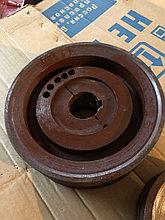 Шкив ф225 мм  со специальной конусной зажимной втулкой