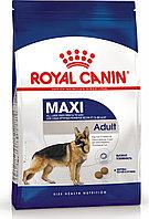 ROYAL CANIN Maxi Adult, Роял Канин корм для взрослых собак крупных пород, уп. 15 кг