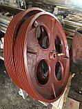 Шкив ф1250 мм, профиль С, фото 2
