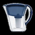 Фильтр-кувшин для воды Аквафор Аквамарин (синий кобальт) (с новым модулем А5)