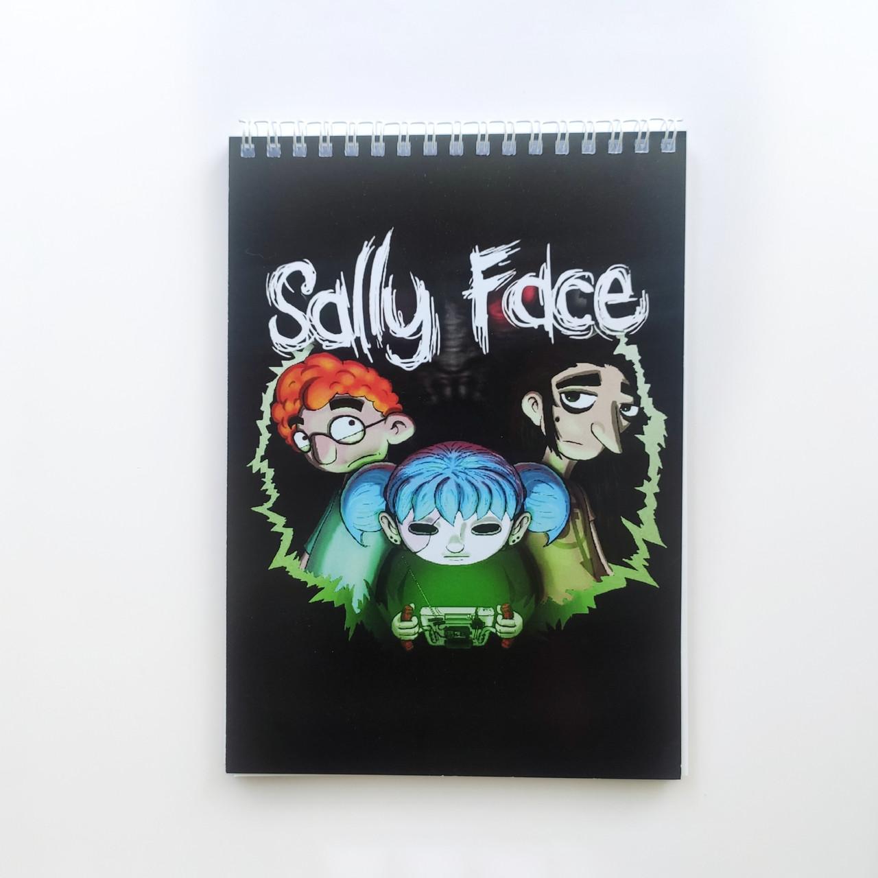 Блокнот Sally Face