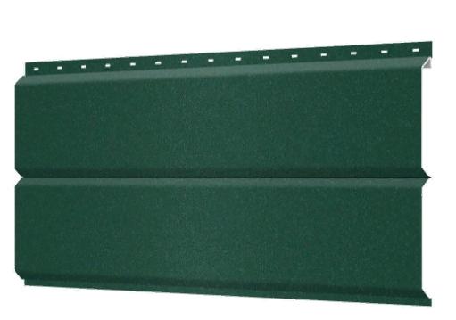 Металлосайдинг 240 мм RAL 6007 Матовый  Europanel Цена 1265 тенге при заказе свыше 50 п.м