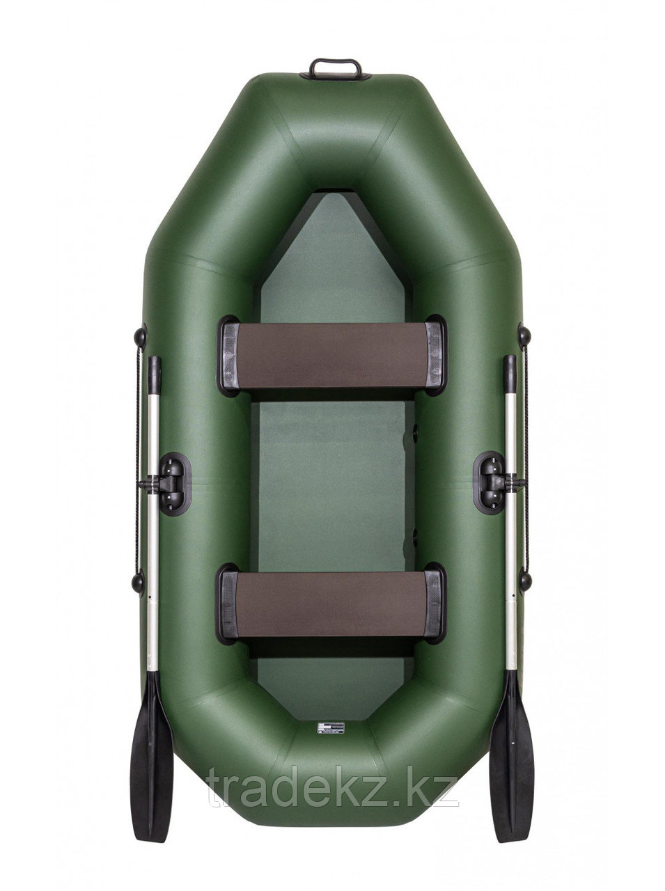 Лодка ПВХ Барс 240 зеленый