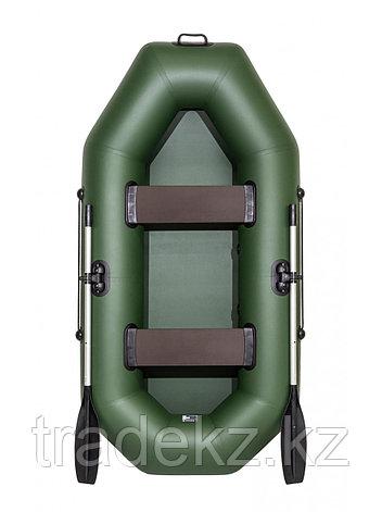 Лодка ПВХ Барс 240 зеленый, фото 2
