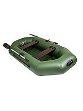 Лодка ПВХ Барс 240 зеленый, фото 3